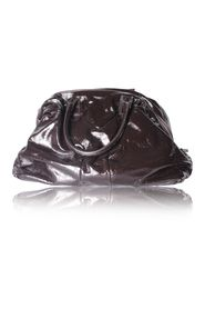 Patent Leather Easy Y Tote Bag