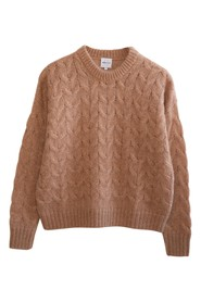 Sag Cable Knit