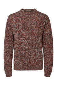 Knitted Pullover Multi-coloured