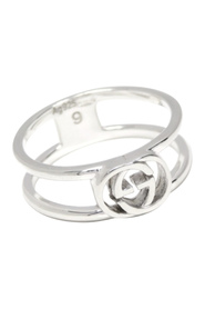 Interlocking G Ring Metal