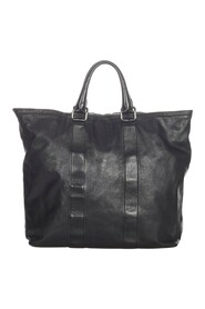 Pre-owned Leather Satchel Bag