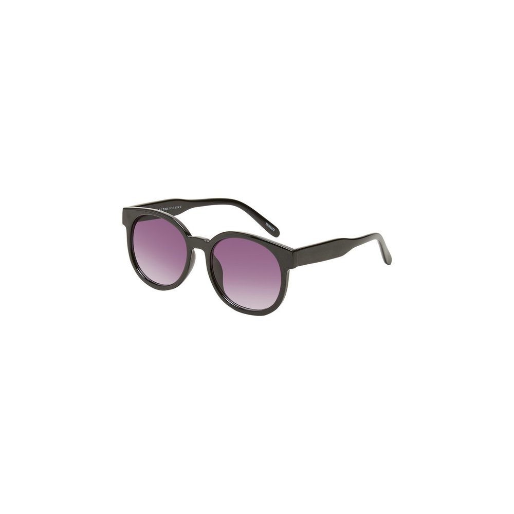 Wide frame sunglasses