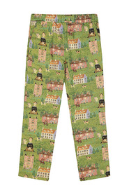 Woven Tapestry Pants