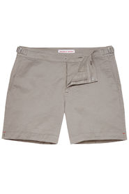 Grå Orlebar Brown Bulldog Cotton Twill Bukse