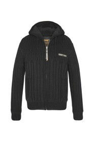 Duncan knitted jacket