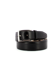 Story leather belt