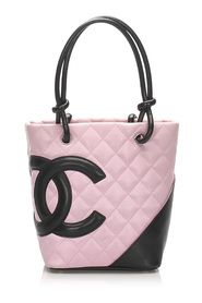 Cambon Ligne Tote Bag Leather