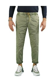 SAGE GREEN CHINO TROUSERS