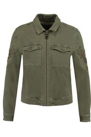 Garcia Jeans Ladies Jacket - Beetle