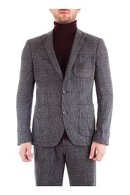 CORNELIANI 84YAV0-9820154 Jacket Men GREY
