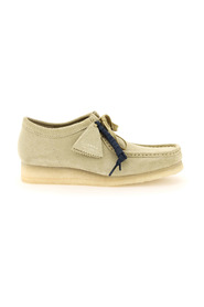 Wallabee lace-up shoes