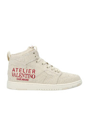 Atelier 07 Camouflage Edition High-Top Sneakers