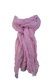 Anna sjal rosa