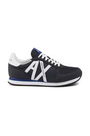 Armani Exchenge Men's blue sneakers