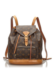 Monogram Montsouris MM Canvas