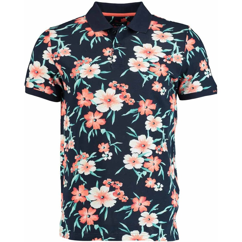 The Allover Floral Pique Polo 2022054/433