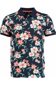 The Over Floral Pique Polo 2022054/433