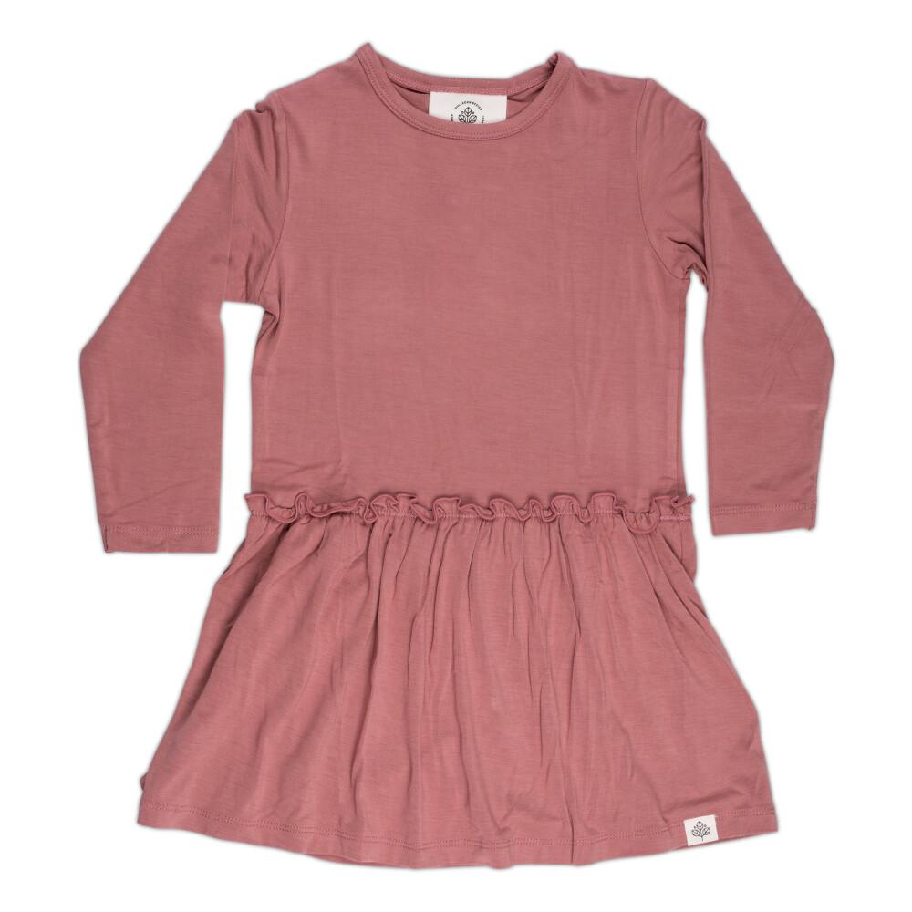 Pink Bestevenn ullbambus genser | Gullkorn Design