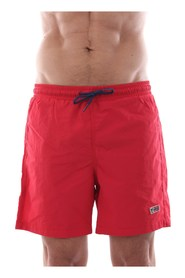 NAPAPIJRI VILLA 2 NP000IKG swimsuit  sea and pool Men RED