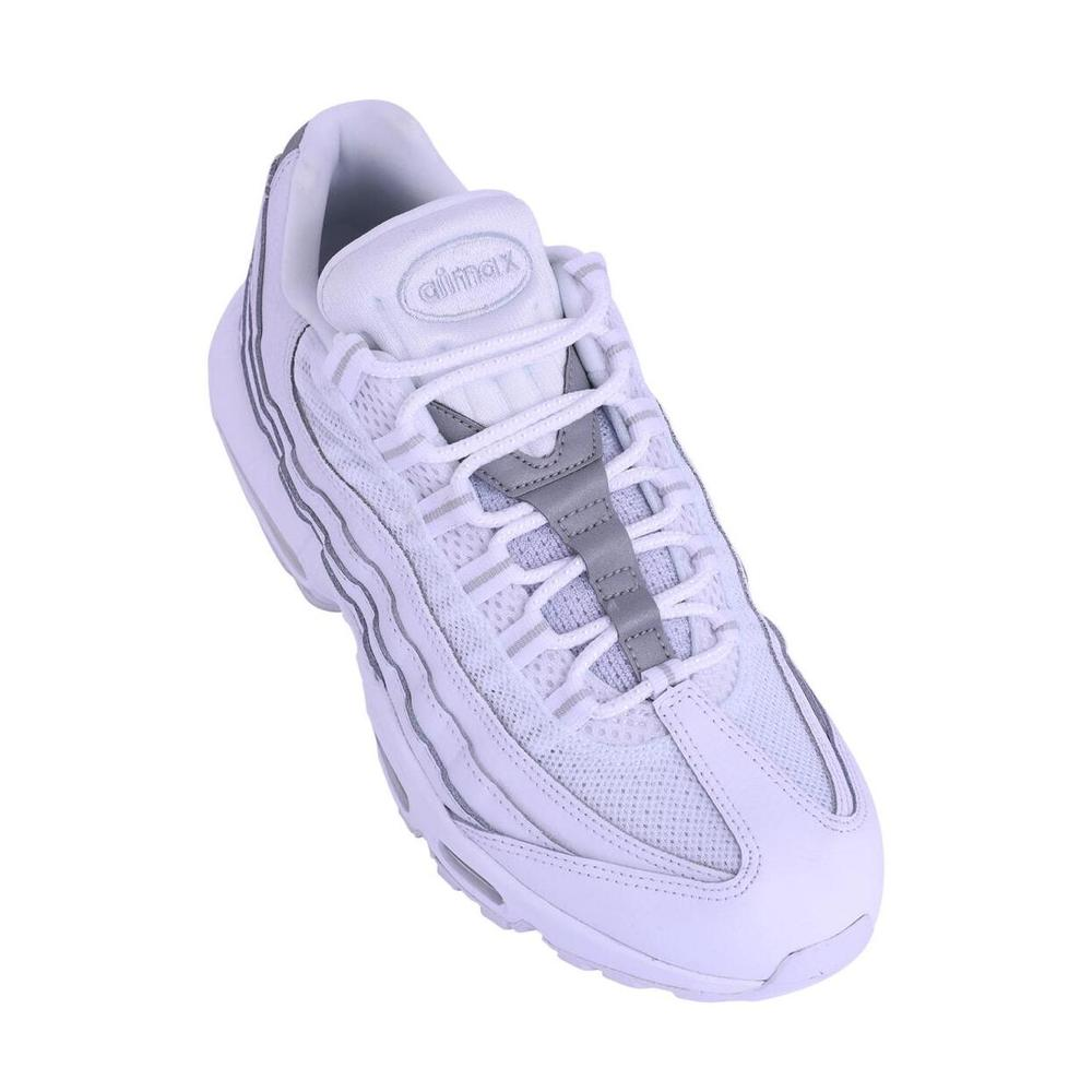 WHITE-PURE PLATINUM-REFLECT SILVER AIR MAX 95 ESSENTIAL | Nike | Sneakers | Herenschoenen