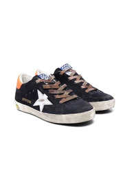 Superstar low-top lace-up sneakers