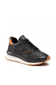 Scarpe sneaker mod. Made in pelle U22GU05 FM7MADLEA12