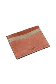 Suede Card Holder Acc Bags Small Goods