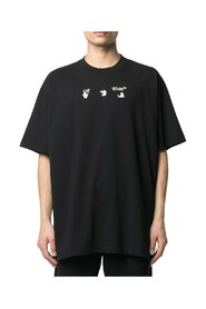Oversized Fit Peace T-Shirt