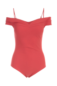 HEART NECK ONE PIECES COSTUME