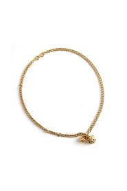 Basket necklace