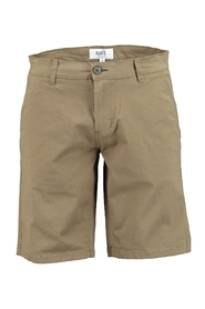 stretch twill chino short