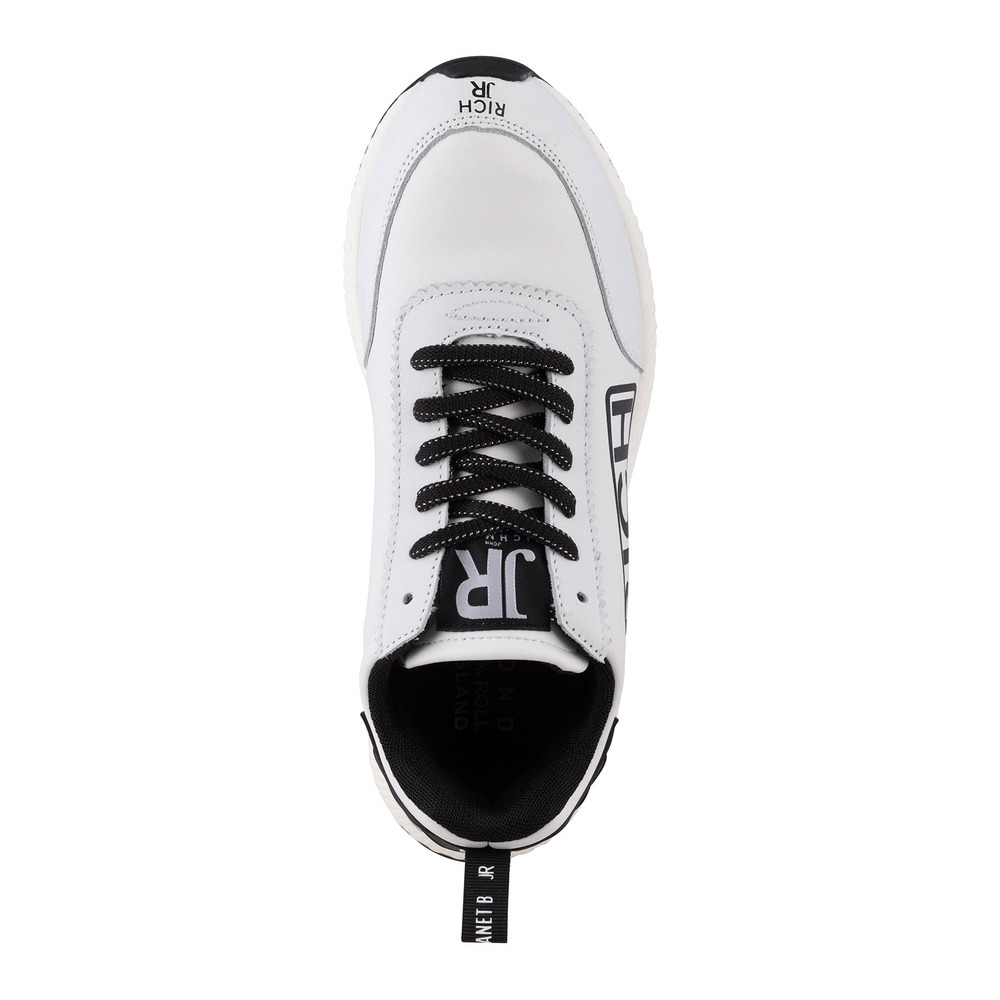 White SNEAKERS | Richmond | Sneakers | Herenschoenen