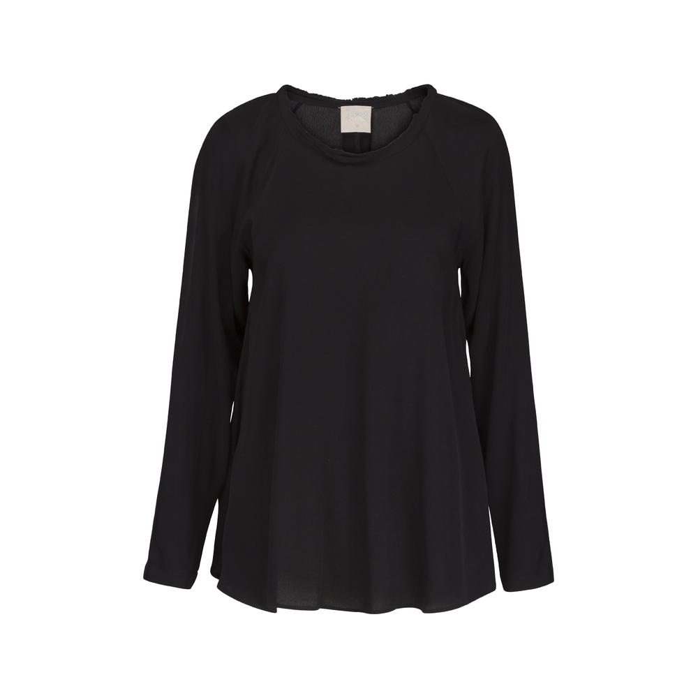 Line of Oslo Top Juliette Black