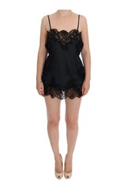 Silk Lace Dress Lingerie