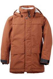 Orange Didriksons Björling Boys Parka