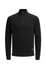 Knitted Pullover High neck