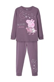 Nightwear peppa pig print