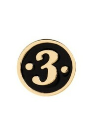 Lucky Number Coin 3 Gold