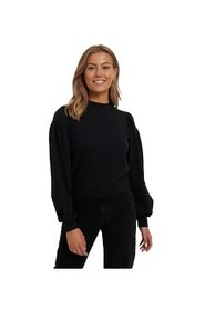 Puff Sleeve Sweatshirt Drops