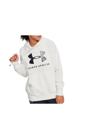 Under Armour Rival Fleece Sportstyle Graphic Hoodie 1348550-112