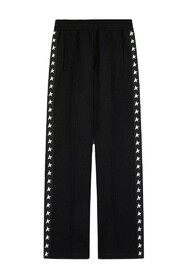 Side-stripe sweatpants