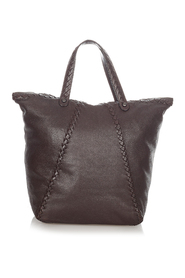 Pre-owned Cervo Leather Tote Bag
