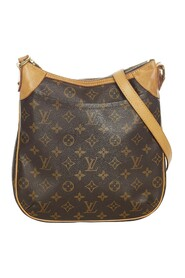 Pre-owned Monogram Odeon PM Canvas