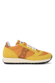 Jazz Vintage sneaker in suede, fabric and leather