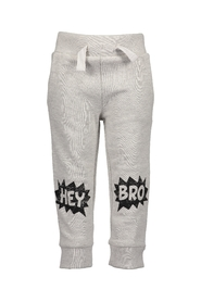 Blue Seven joggingbroek BRO 990010 grijs