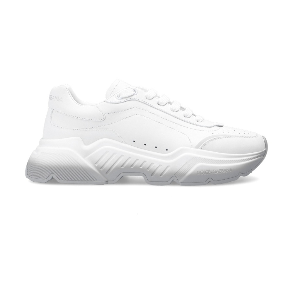 White Leather trainers sneakers Daymaster  Dolce & Gabbana  Sneakers - Sko Til Herre