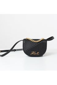Karl lagerfeld signature quilted bumbag