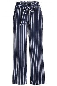 Blimah 325 Striped Wide Pants Bukser