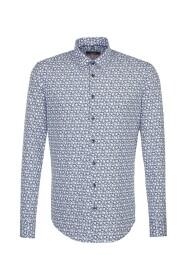 Mønster Seidensticker Slim Skjorte Skjorte