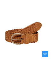 CARLOUISA BRAIDED LEATHER JEANS BEL
